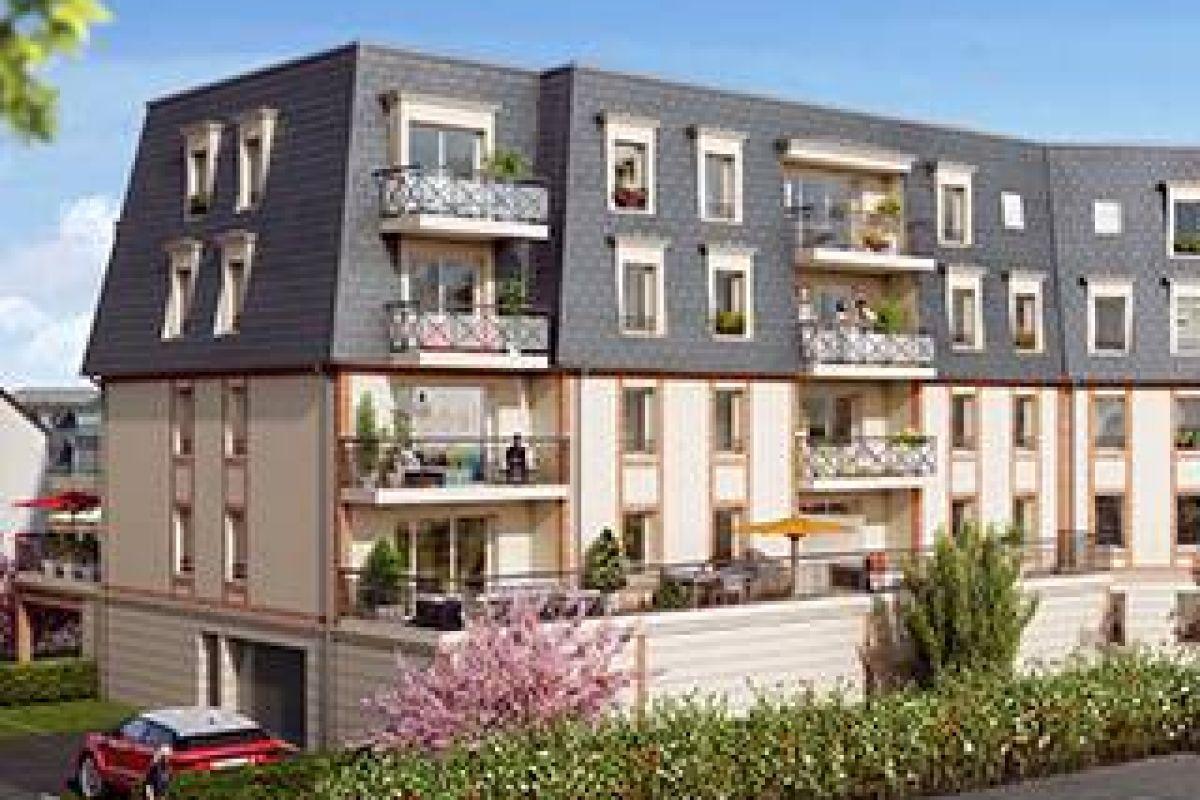 Programme immobilier le clos du mont joly - Image 1