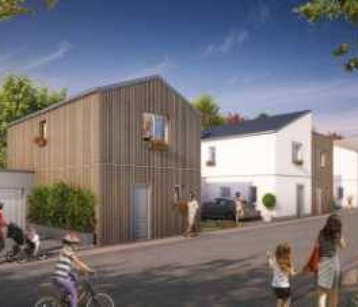 Programme immobilier le clos du petit bois - Image 1