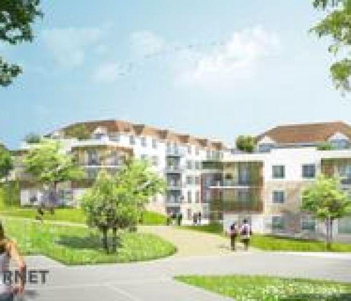 Programme immobilier l'ecrin a villevaude - Image 1