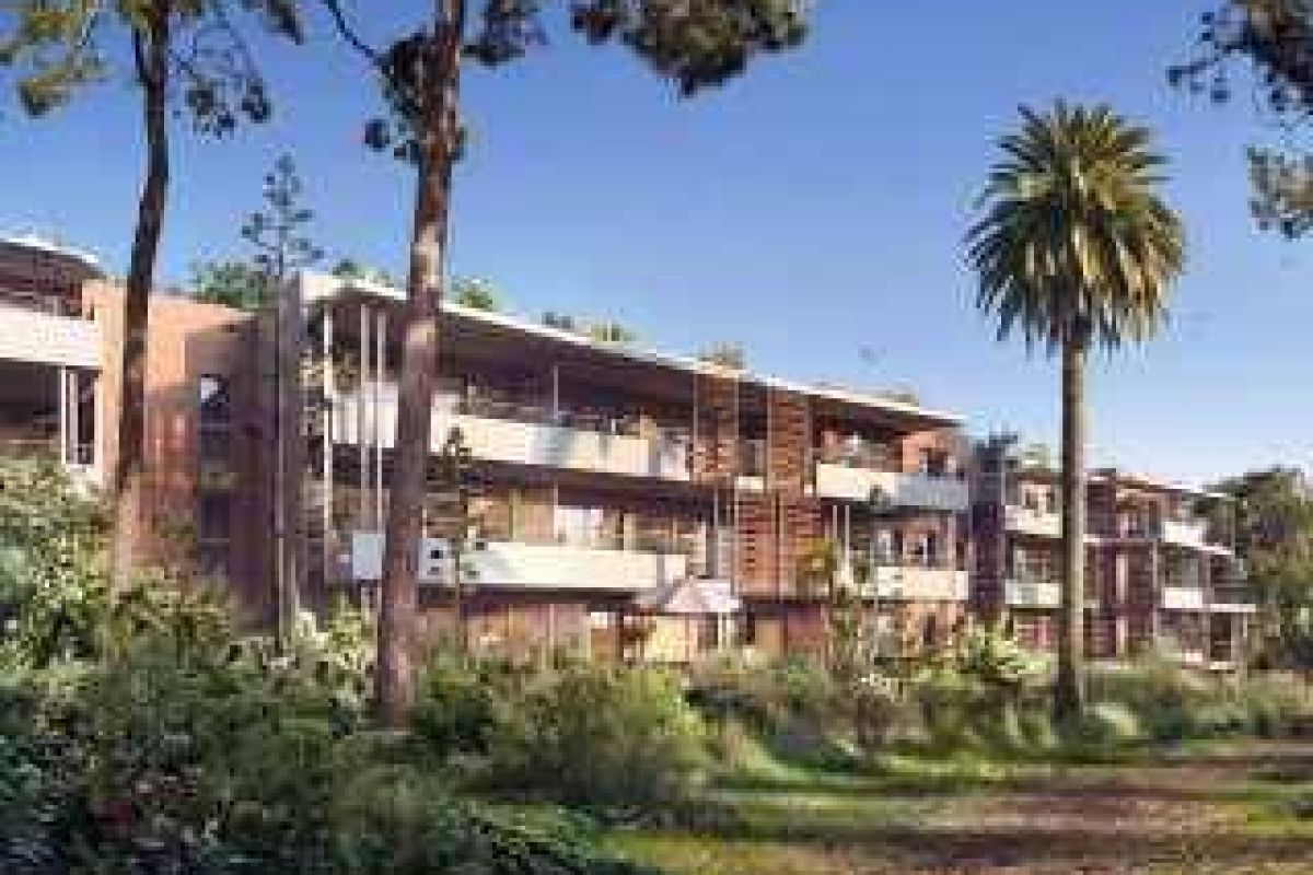 Programme immobilier les terrasses du cap - Image 1