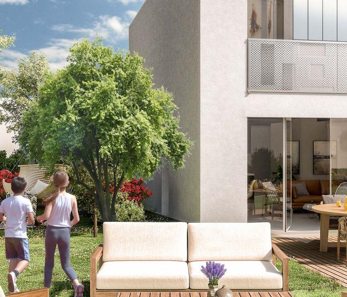 Programme immobilier les villas magnolia - Image 1
