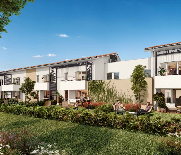 Programme immobilier l'ilot canari - Image 1