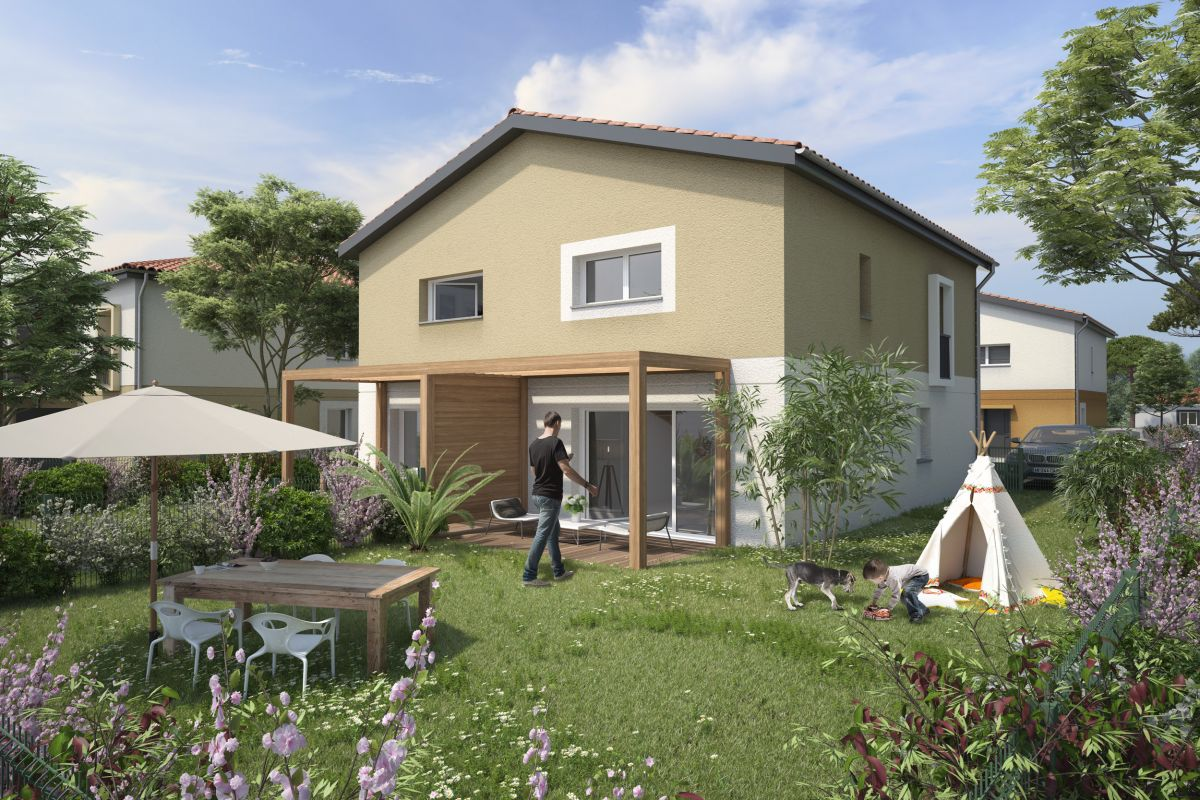Programme immobilier les terrasses boreal - Image 1