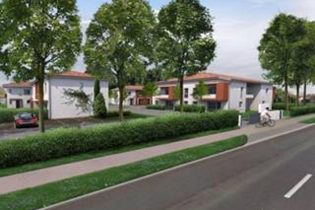Programme immobilier le domaine des albizias - Image 1