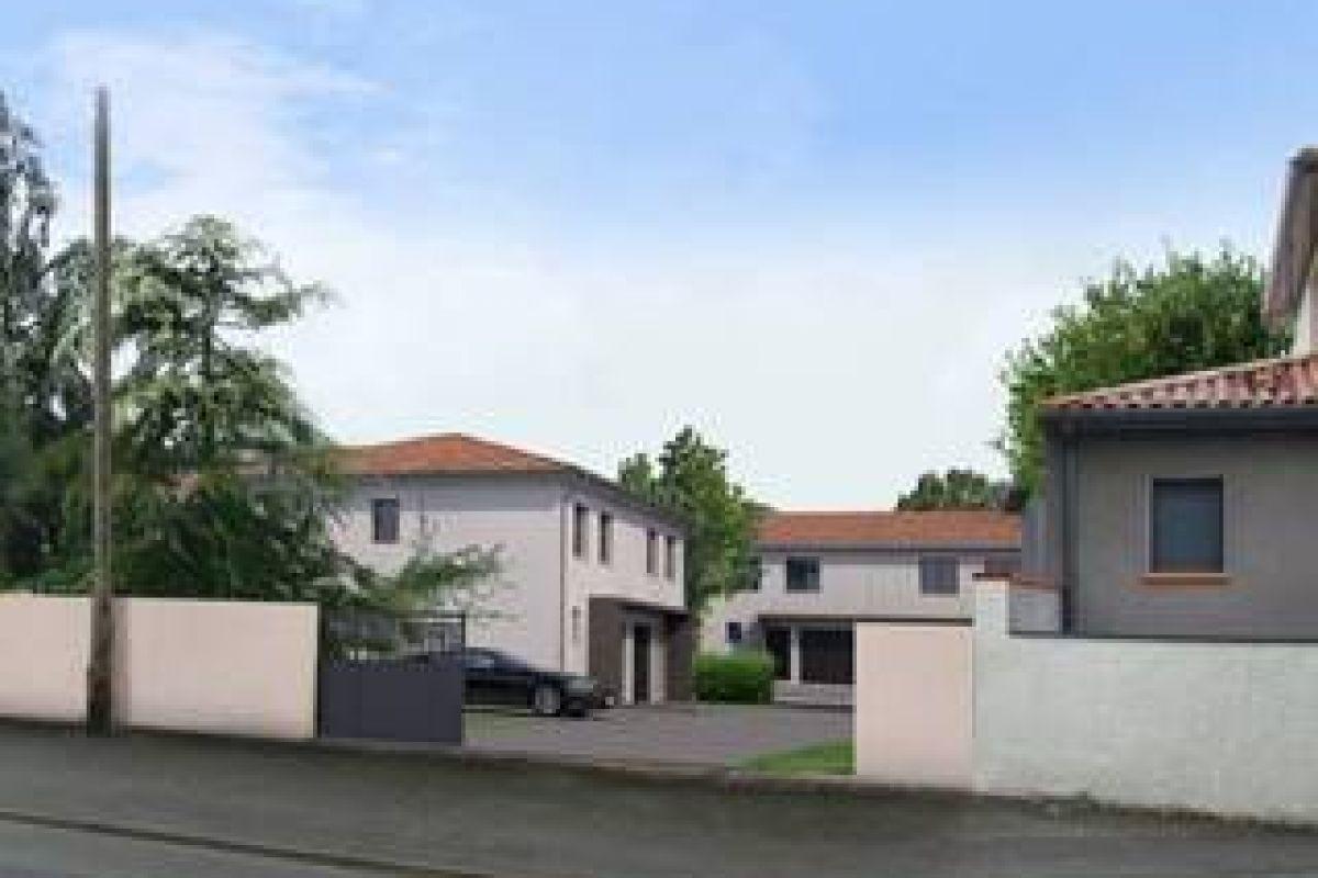Programme immobilier le domaine des cèdres - Image 1