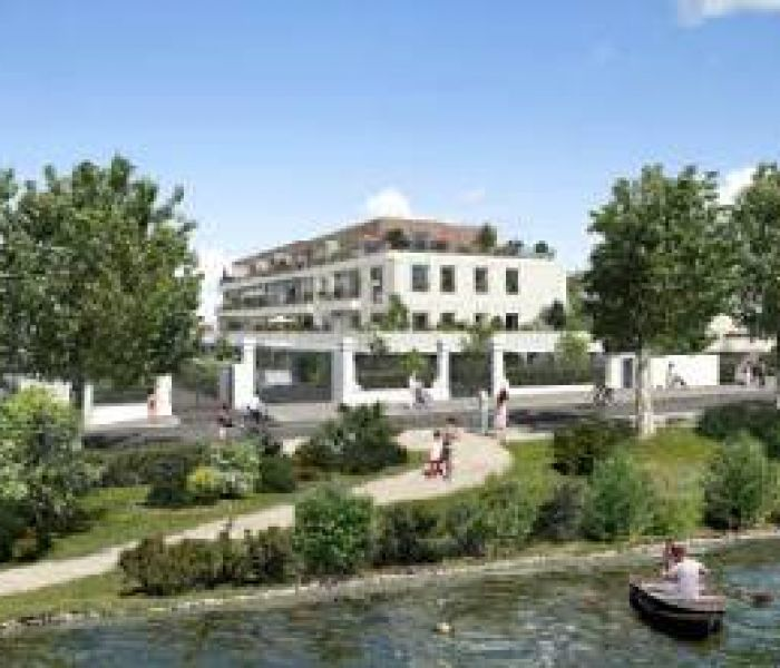 Programme immobilier river side - Image 1