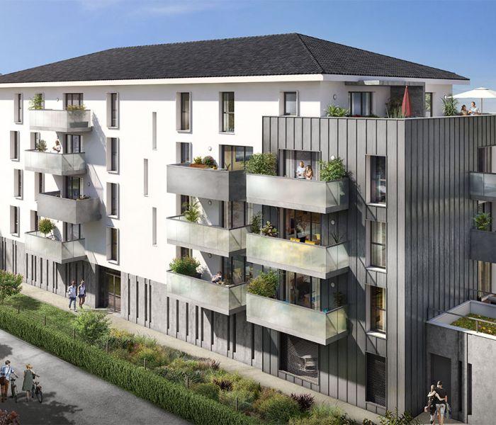 Programme immobilier résidence les horlogers - Image 1
