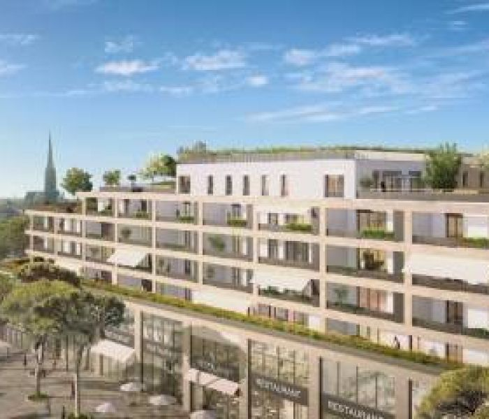 Programme immobilier bordoriva - Image 1