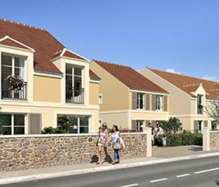 Programme immobilier cottages - Image 1