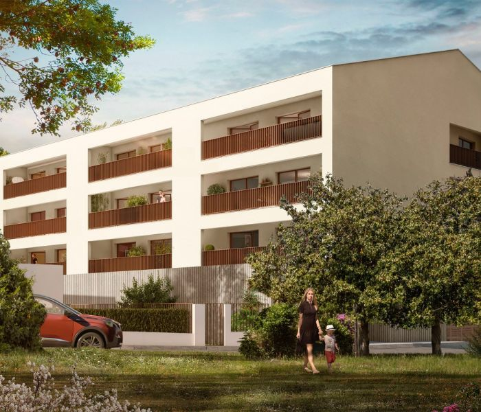 Programme immobilier domaine des sequoias - Image 1
