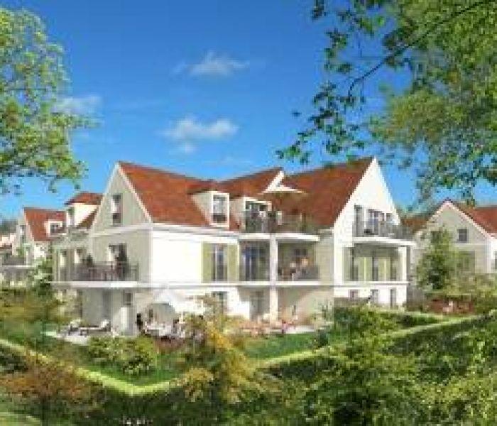 Programme immobilier villa louise - Image 1