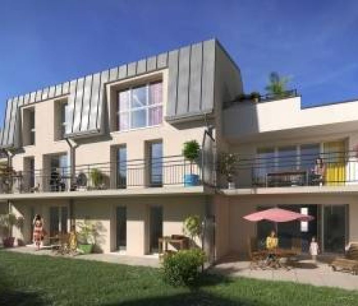 Programme immobilier residence biscara appartements - Image 1