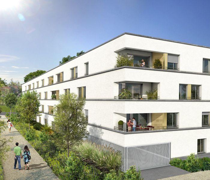 Programme immobilier esprit parc 2 - Image 1